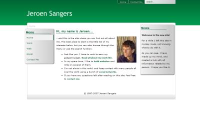 jeroensangers.com